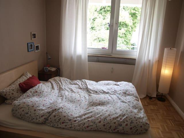 Cozy room / apartment close to the city center - Hanover - Daire