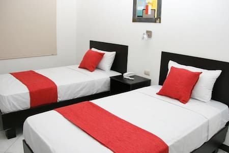 Habitaciones dobles  - Guayaquil