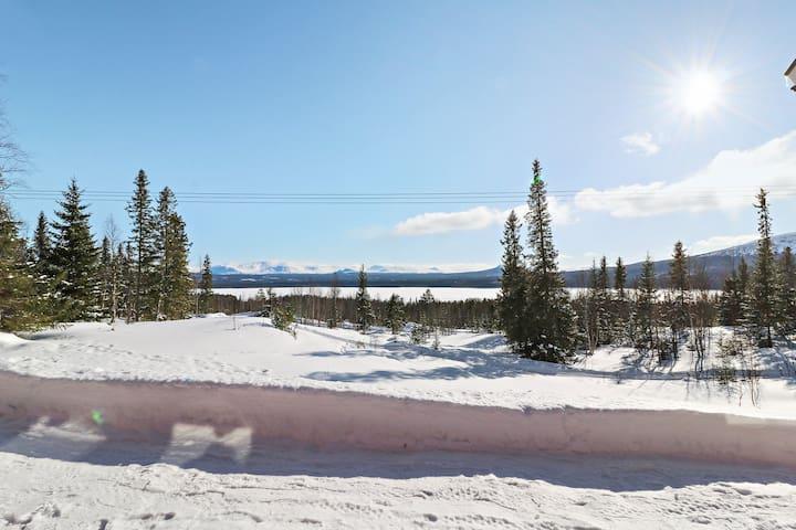Boende med utsikt i Ottsjö, Åre