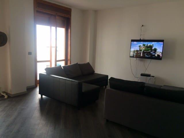 UNA FINESTRA SUL TRAMONTO - Conchiglie-Alto Lido - Apartment