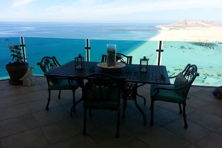 Luxury Beachfront at  Sea of Cortez