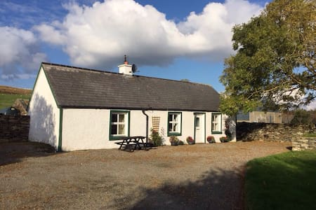 Ned's Traditional Irish Cottage