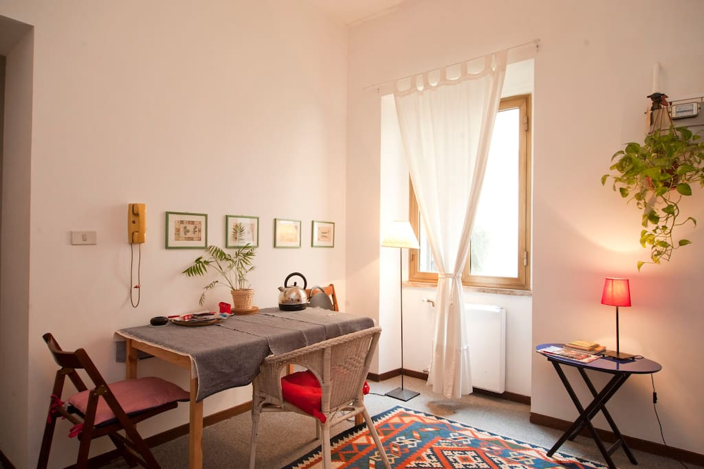 In Trastevere 1bedroom for 4 people