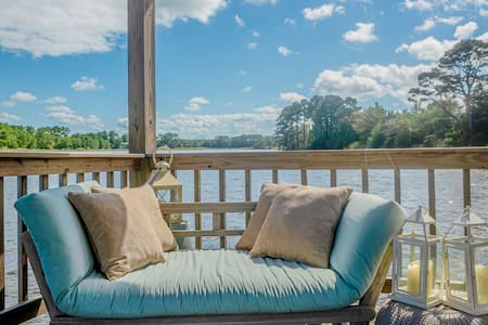 Waterfront Home, near OC, Assateague! With Pool!