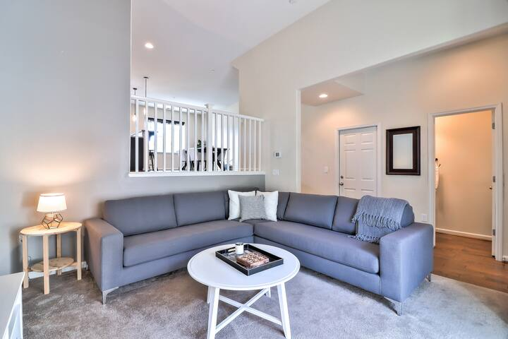 3BR Townhouse in San Jose