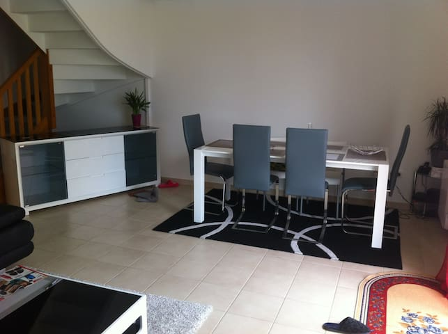 2 Bedrooms in my house of 4 rooms - Nemours - House