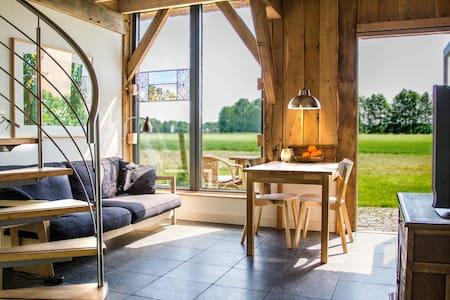 Comfortabel vakantiehuis in Drenthe - Nieuw-Schoonebeek - House - 1