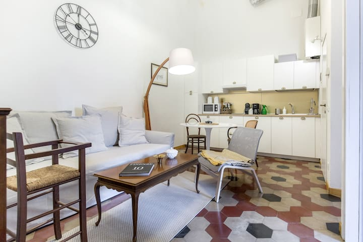Eclectic Apartment in the heart of Florence