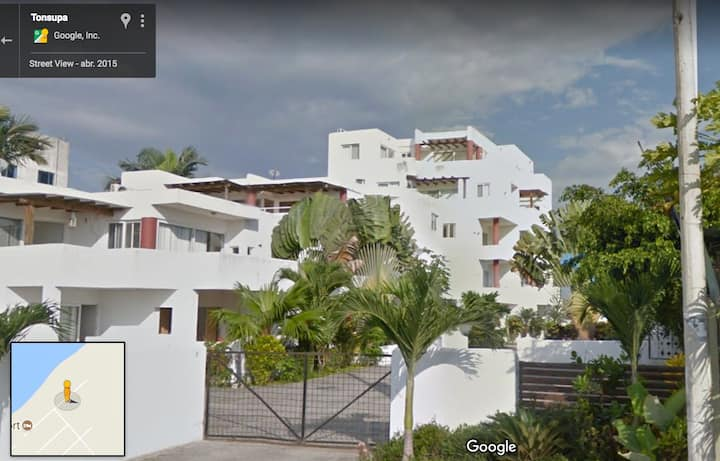 Acogedor  departamento en Tonsupa, Esmeraldas.