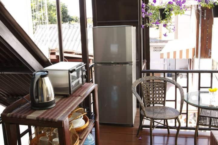 女性も安心日本人女性オーナーの宿#6エコプラン1名1室 Eco Plan for 1person