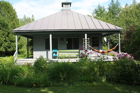 Sweet Cottage in Farm Country - Danville - Hus