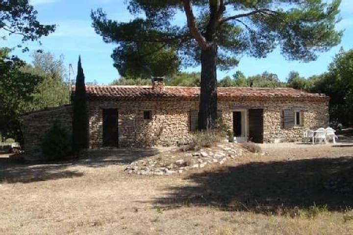 Maison paisible au coeur du luberon - Bonnieux - Ev