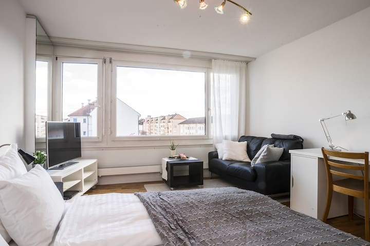 Stadt Zürich, Appartement-Studio (3)