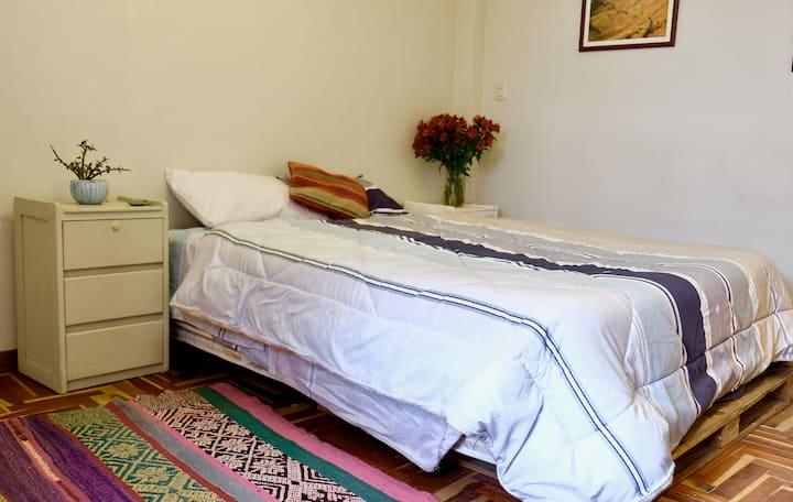 Romantic Ambience Matrimonial Room