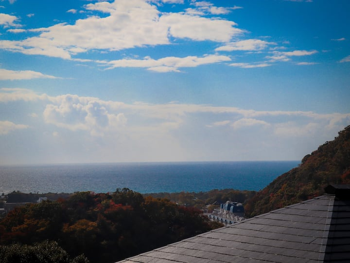 New! Private Ocean View house in Hayama/10ppl/WiFi