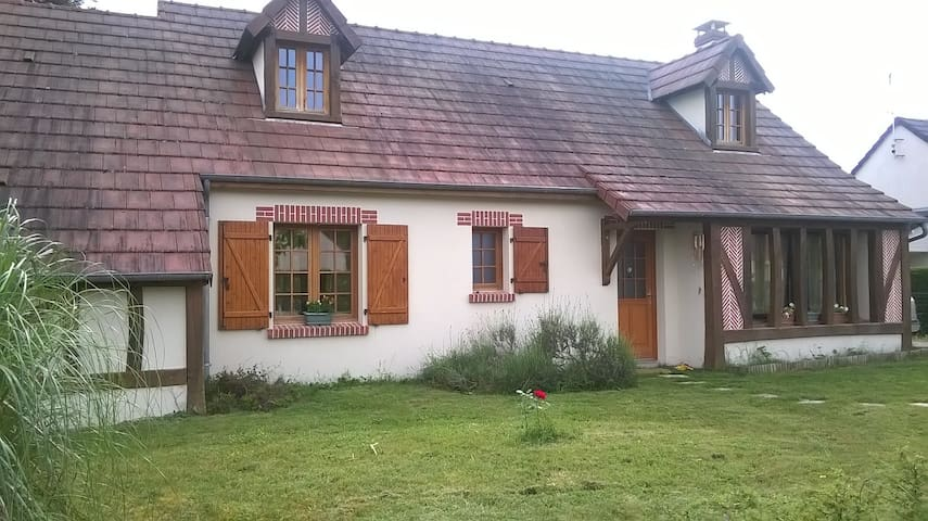 B&B Loire Valley - Beauval zoo - Pruniers-en-Sologne