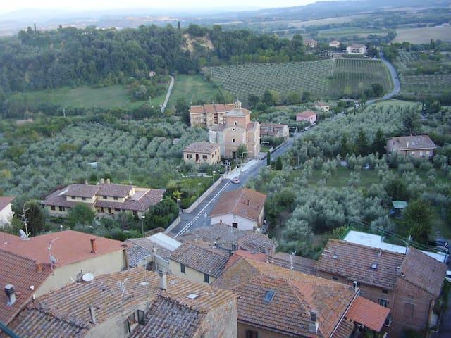 Chianciano Centro Storico - Chianciano Terme - Daire