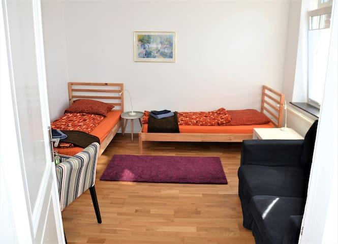 Schönes Doppelzimmer in einem privaten Gästehaus