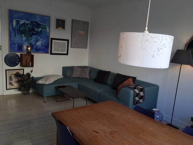 """Hyggelig"" apartment in Copenhagen NV-area :)"