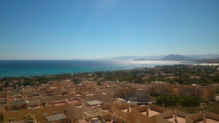 Apartment with sea views/Apartamento,vistas al mar - La Azohía - Appartement