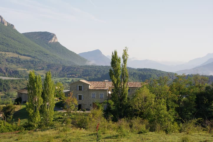 Gîte de la grosse Motte à Orpierre