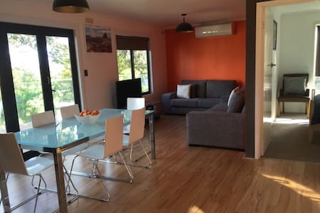 Comfortable, Clean, Secluded  --   Waratah Bay