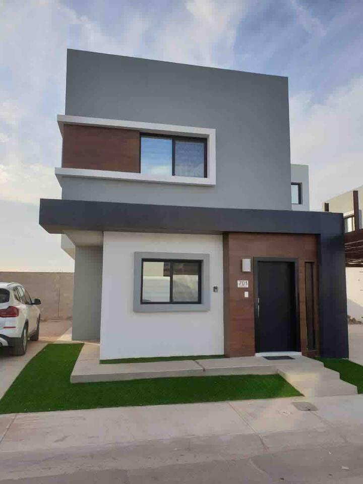 Casa Adara cerca de aeropuerto y garita nueva