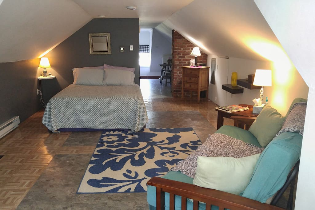 Cozy Private Space in Portland Maine - Apartments for Rent ...