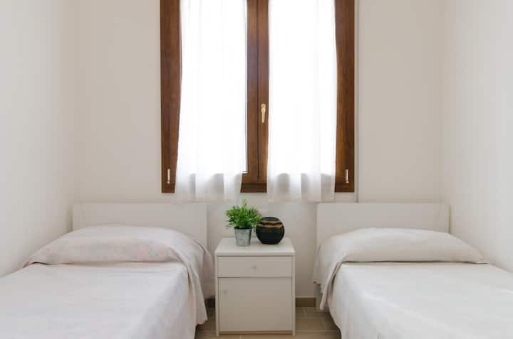 Villa Giuri - Holiday Apartment in Lido di Pomposa