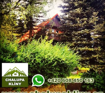 Mountain Cottage KLINY -The Perfect Oasis of Peace - Klíny - Chalé