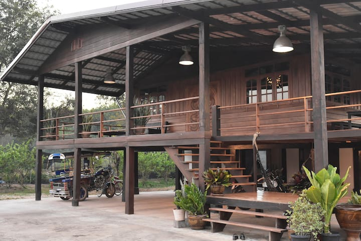 Local in Thailand Home Stay and Tours.