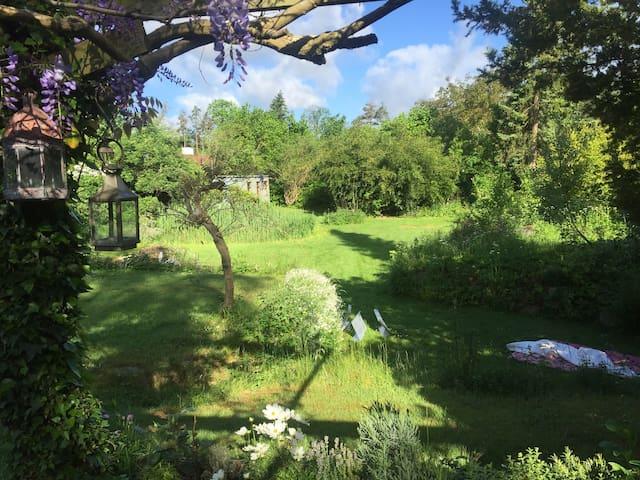Peaceful oasis close to Copenhagen