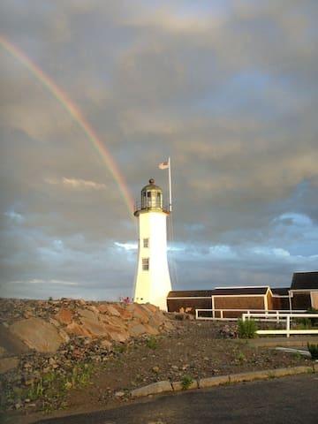 Scituate - Sand Hills- Harbor, Beach, Lighthouse