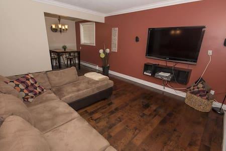 Comfortable Condo - Edmonton - Эдмонтон - Квартира