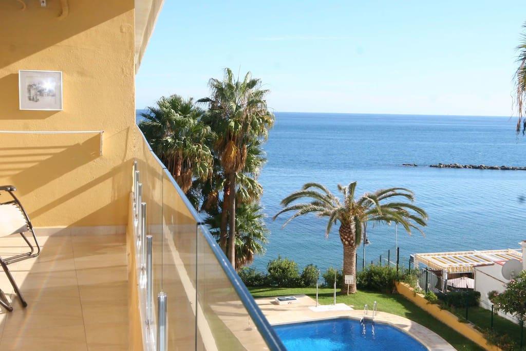 New luxury apartment 1st line access to the beach - Residence haut standing vero beach ...