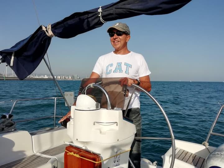 el capità: Victor