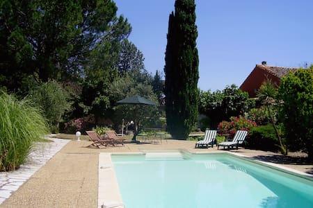 Belle maison avec piscine/jardin - Embres-et-Castelmaure