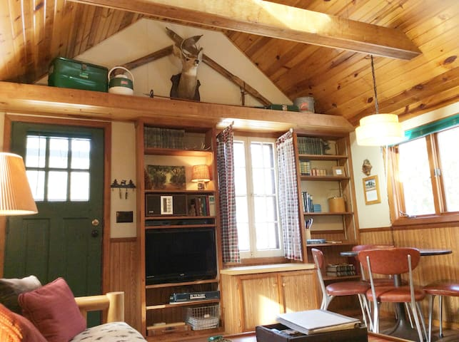 Jack Pine Cabin - Hideaway Resort on Lake Wissota