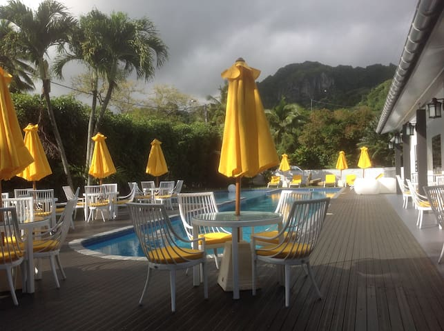 Wellesley Rarotonga in Avarua - Avarua District