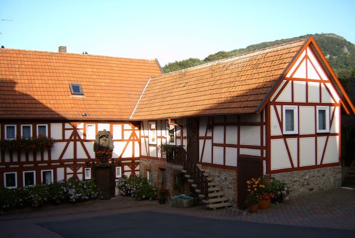 """Ferienwohnung """"Alte Mühle"""" Kleinsassen"""