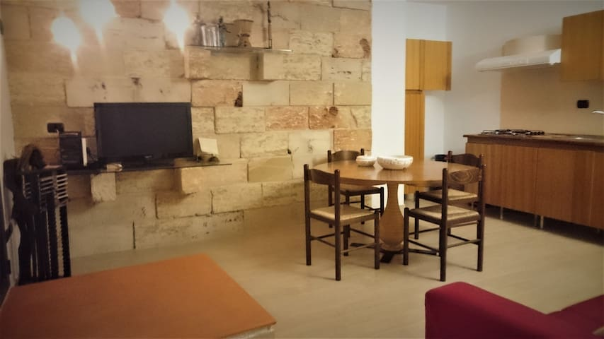 Charming and cozy 1 bedroom apartment - Acquarica del Capo - アパート