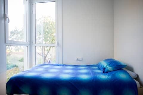 Отдельная комната площадью 7 кв. м. Не для туристического использования