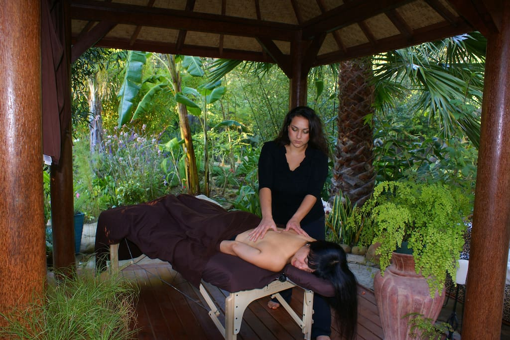 Enjoy a relaxing massage from our on-site masseuse!