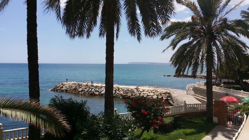 Alquilo habitación frente al mar - Alacant - Apartemen