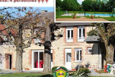 Un gîte de tourisme avec de nombreuses prestations - Bussière-Dunoise