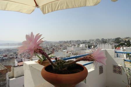 Maison traditionnelle dans la casbah - Tangier