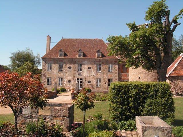 château de Sallebrune - Beaune-d'Allier - Inap sarapan