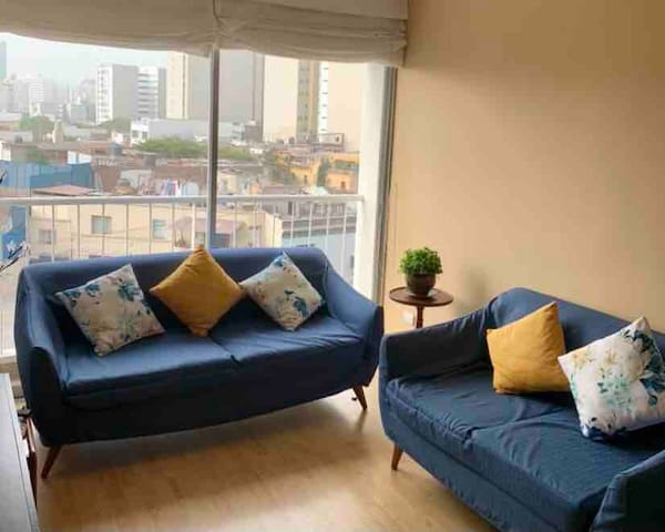 Beautiful apartment - UTEC - Barranco