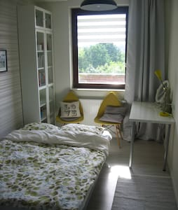 Comfortable room in Gdańsk - 公寓