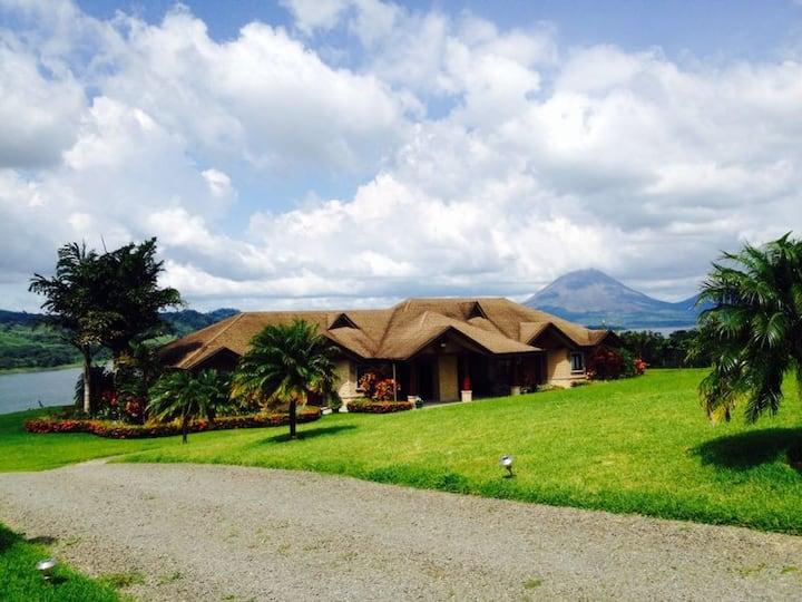 Beautiful Tilaran Mansion